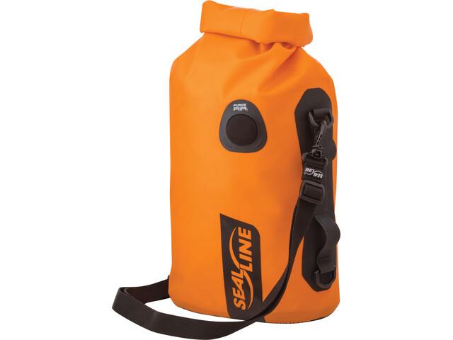 SealLine Discovery Deck Bolsa seca 10l, orange